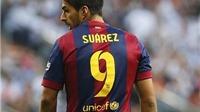 Luis Suarez - ứng cử viên 'nặng ký' cho QBV 2016