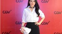 Hot girl Chi Pu làm khách mời 'Cinema tour' cổ vũ phim Việt