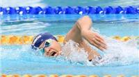 Phương Trâm lại lập 'poker' tại giải bơi các nhóm tuổi quốc gia 2016