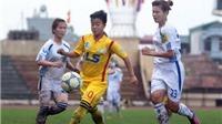 Giải bóng đá nữ VĐQG Thái Sơn Bắc 2016: Hoài  Lương mang chiến thắng về cho TP.HCM 1