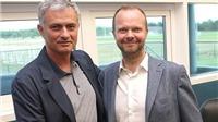 Nhận diện bộ máy lãnh đạo của Man United thời Jose Mourinho