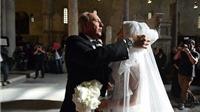 HLV mới của đội tuyển Italy vừa kết hôn ở tuổi... 68