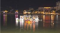 Tàu Thảo Vân hoạt động chui, từng chìm trên sông Hàn 2 năm trước