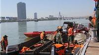 Xác định danh tính 3 nạn nhân mất tích trên sông Hàn