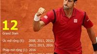 Thắng ngược Murray, Djokovic hoàn tất bộ sưu tập Grand Slam