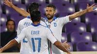 Góc Anh Ngọc: Khi ghi bàn là một cơn ác mộng của Italy