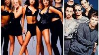Kế hoạch diễn chung của Spice Girls và Backstreet Boys tan thành mây khói