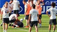 Chấn thương nặng ngay buổi tập đầu tiên, phát hiện mới của tuyển Đức phải chia tay EURO