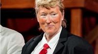 'Bà đầm thép' Meryl Streep nhập vai Donald Trump quá giống!