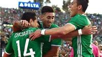 'Hạt đậu nhỏ' Chicharito khát khao phá kỉ lục của đội tuyển Mexico