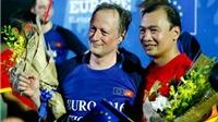 Người phát ngôn Bộ ngoại giao Lê Hải Bình: 'Pháp vô địch EURO, Colombia vô địch Copa America'
