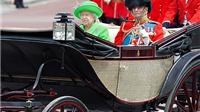 Nước Anh mừng sinh nhật lần thứ 90 của của Nữ hoàng Elizabeth II