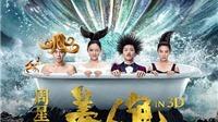 'Mỹ nhân ngư' trở thành phim tiếng Hoa đạt doanh thu cao nhất mọi thời