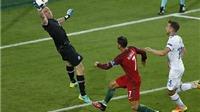 Bồ Đào Nha 1-1 Iceland: Ronaldo tịt ngòi, Bồ Đào Nha đánh rơi chiến thắng