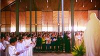 Chiêm ngưỡng nhà thờ Ka Đơn đoạt giải Kiến trúc Thánh quốc tế 2016