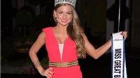 Hoa hậu Anh bị tước vương miện vì 'trùm chăn với bạn trai' ngay trên sóng truyền hình