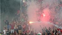 Thêm Hungary, Bỉ và Bồ Đào Nha đối mặt với án phạt của UEFA ở EURO 2016