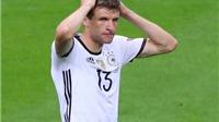 ĐT Đức: Điều gì đang xảy ra với Thomas Mueller?