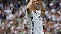 Joachim Loew bình thản khi Mueller chưa thể ghi bàn tại EURO