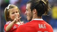 Nhật ký EURO ngày 26/6: Bale chơi hay nhờ con gái mách nước. Shakira trêu chọc Shaqiri