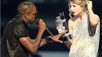 Taylor Swift giận tái mặt với MV 12 người khỏa thân của Kanye West