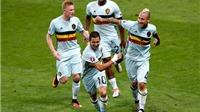CẬP NHẬT tin sáng 27/6: Đức và Bỉ cùng thắng đậm. Sadio Mane kiểm tra y tế ở Liverpool
