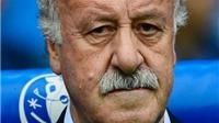 HỌ ĐÃ NÓI, Del Bosque: 'Hôm nay là ngày của Italy', Conte: 'Chúng tôi không chỉ biết Catenaccio'