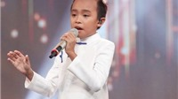 Thần tượng Âm nhạc Nhí: Hồ Văn Cường 'lẳng lơ' khiến người nghe 'tan chảy'
