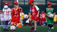 Trại hè bóng đá thiếu niên Toyota 2016 đến TP.HCM