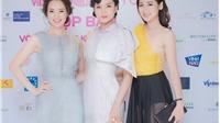 Hoa hậu Kỳ Duyên bị 'soi' khi hội tụ với các Hoa hậu, Á hậu