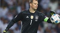 Manuel Neuer: 'Giroud là một tiền đạo nguy hiểm nhưng Đức có thể đối phó được'