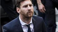NÓNG!!! Leo Messi bị tuyên án 21 THÁNG TÙ vì tội trốn thuế