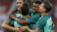 CẬP NHẬT tin sáng 7/7: Ronaldo đưa Bồ Đào Nha vào Chung kết EURO 2016. Federer và Murray thắng kịch tính