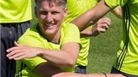 Schweinsteiger trở lại, Joachim Loew thách thức tuyển Pháp