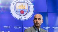 Buổi họp báo đầu tiên của Guardiola tại Man City: 'Tôi ở đây, để chứng minh bản thân mình'