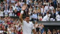 NÓNG: Federer gục ngã trước Raonic ở Bán kết Wimbledon 2016