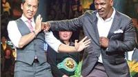 Mike Tyson - 'võ sĩ thép' trong ngành giải trí
