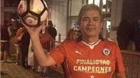 Vì sao quả bóng Messi đá hỏng 11m lại bị đem bán?