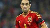 Xavi sẽ là người trao cúp vô địch EURO 2016