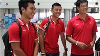 Tuyển thủ Việt Nam được tặng lì xì khi lên đường dự vòng 2 Davis Cup