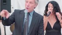 Thủ lĩnh Bon Jovi miễn cưỡng hát 'siêu phẩm' của ban nhạc trong... đám cưới