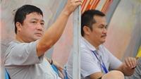 HLV Việt Hoàng bức xúc với trọng tài Xuân Nguyện