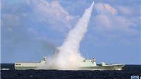 100 tàu chiến, 4 tướng quân hàm cao nhất Trung Quốc đổ ra Biển Đông