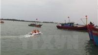 Ngư dân Việt cứu ngư dân Malaysia gặp nạn trên biển 9 ngày