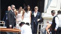Lễ cưới đẹp như mơ của Schweinsteiger và Ivanovic ở Venice