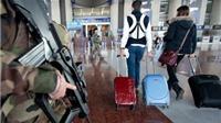 VIDEO: Nghi có túi bom, sân bay Nice sơ tán khẩn cấp