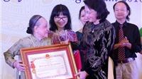 Gia đình nhạc sĩ Văn Cao hiến tặng 'Tiến quân ca': 'Chúng tôi chỉ là hạt cát'