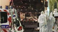 VIDEO: Cảnh sát Pháp nã đạn như mưa, tiêu diệt hung thủ lái xe tải
