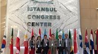 Một số thành viên phái đoàn Việt Nam dự kỳ họp UNESCO tại Thổ Nhĩ Kỳ kẹt tại sân bay