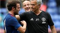 Man United: Thắng trận giao hữu, Jose Mourinho mừng ra mặt